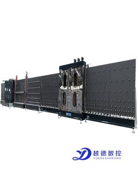 自动充气中空玻璃板压生产线(出口型)